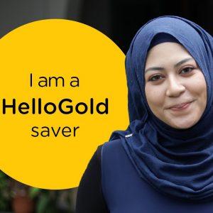 HelloGold ช่องทางการออมทองน้องใหม่ ที่มีเพียง 10 บาทก็ออมได้